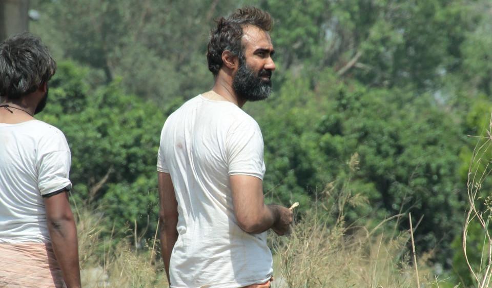 Actor Ranvir Shorey plays a father in Nila Madhab Panda's film Halka.