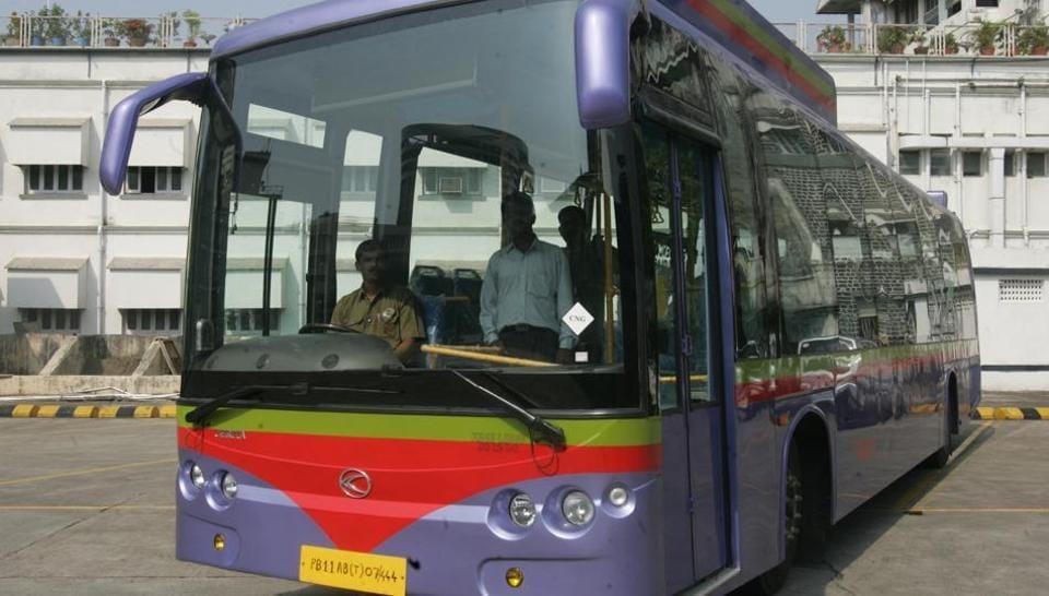 BEST,BMC,BEST AC buses