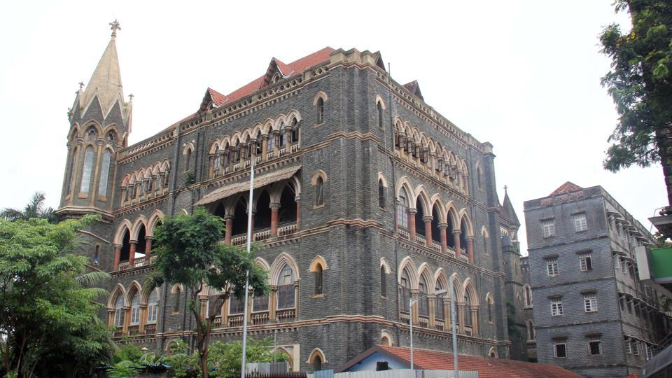 Bombay high court building.