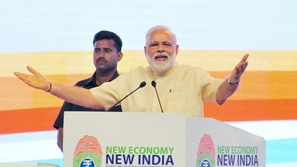 Prime Minister Narendra Modi on Friday said the 'DigiDhan' movement was not only about curbing corruption, but also about giving a voice to the poor.