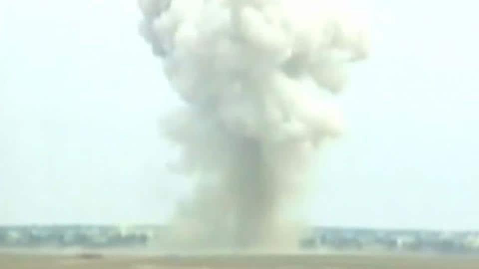 Mother of all bombs,Afghanistan bombing,US bombing