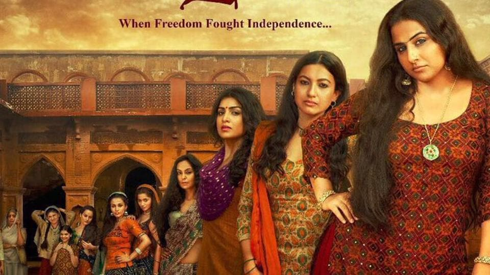 Begum Jaan movie review,Begum Jaan review,Vidya Balan