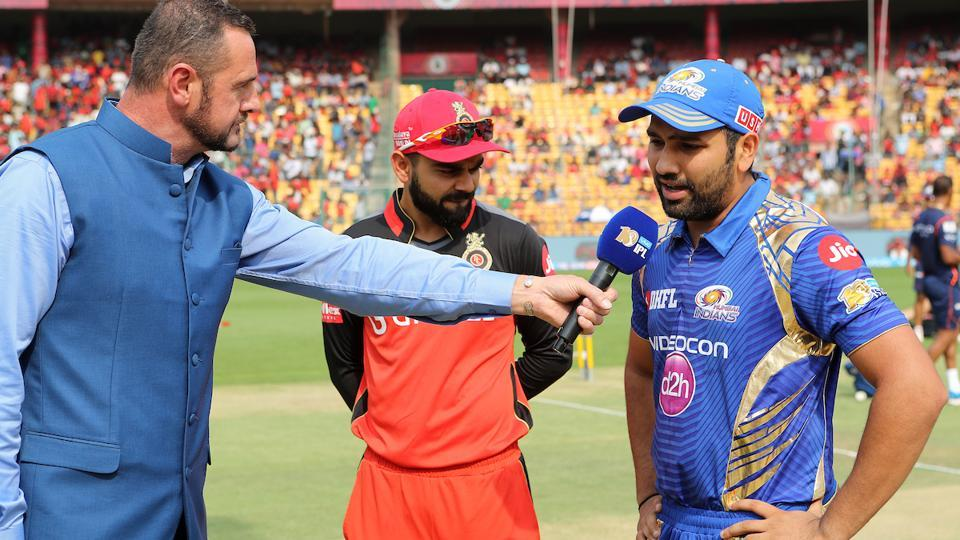 IPL 2017,live streaming,Royal Challengers Bangalore vs Mumbai Indians