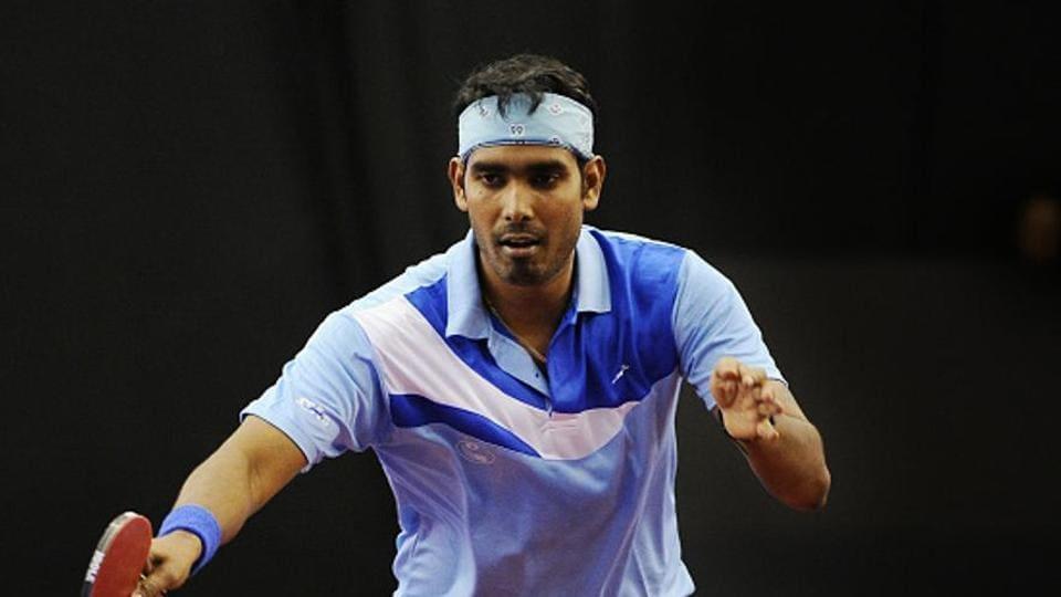 Sharath Kamal,Asian Table Tennis Championship,Table Tennis