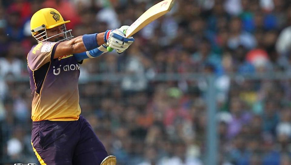 Riding on brilliant performances from Robin Uthappa (in pic) and spinners, Kolkata Knight Riders beat Sunrisers Hyderabad by 17 runs to seal their third win in 2017 Indian Premier League. Get full cricket score of KKR vs SRH here (BCCI)