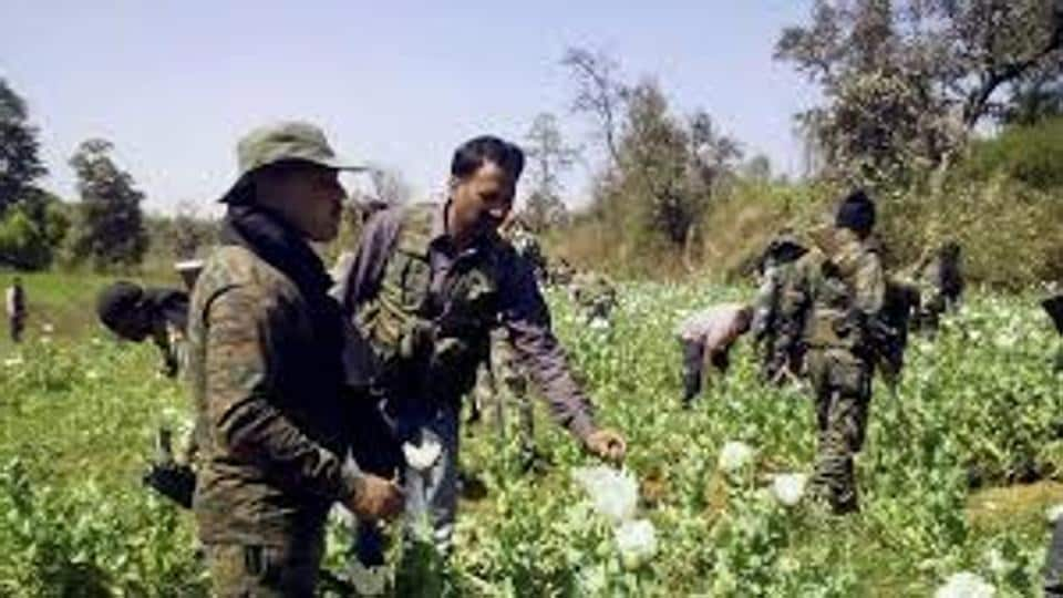 Malda's infamy for illegal poppy cultivation is matched only by the districts notoriety for being the hub of fake currency notes of the country.