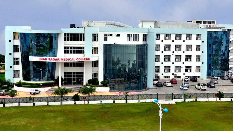 Gian Sagar Medical College in Banur, 30km from Chandigarh