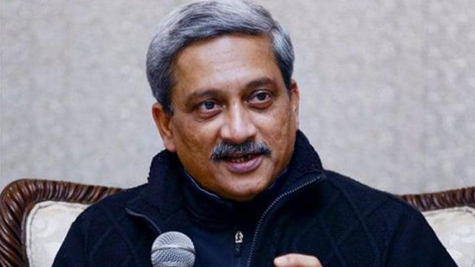 The Congress on Saturday accused Goa Chief Minister Manohar Parrikar of abdicating his duty and responsibility as Defence Minister.
