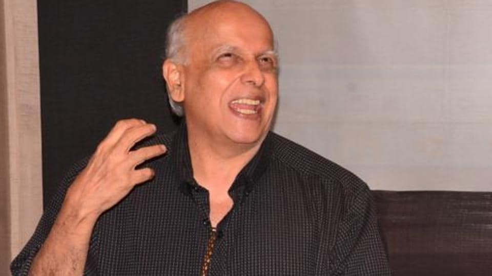 Mahesh Bhatt has often promoted cross-border cultural exchanges between India and Pakistan.