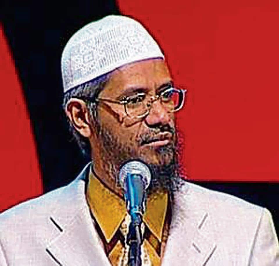 Zakir Naik,money laundering,Aamir Gazdar