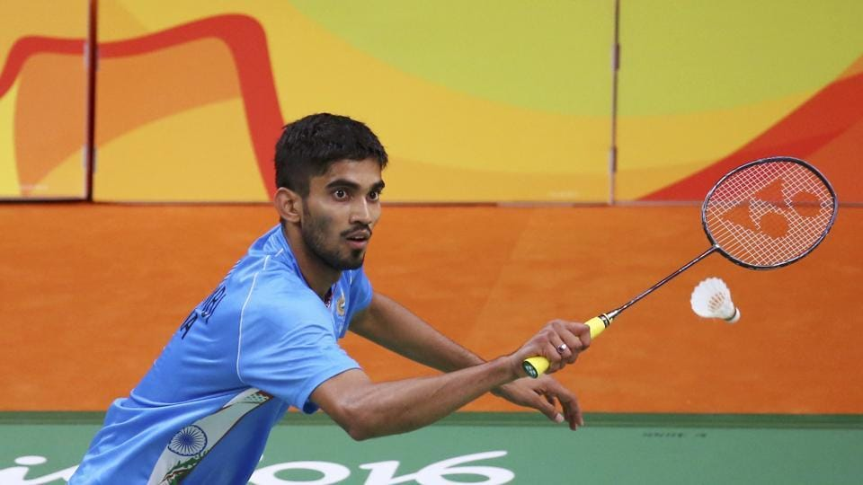 Kidambi Srikanth,B Sai Praneeth,Singapore Open Superseries