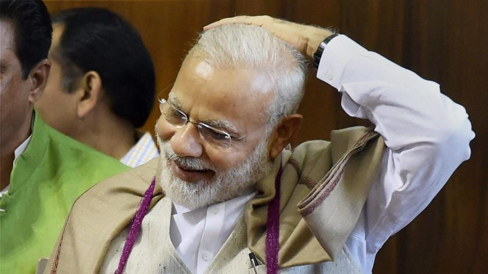 PMModi said women don't have to change their names on passports after marriage.