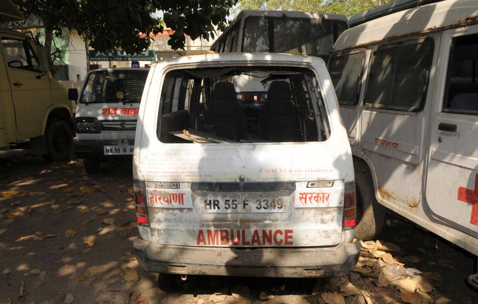 The incident on Thursday has raised serious questions on the efficacy of ambulance services in the city.