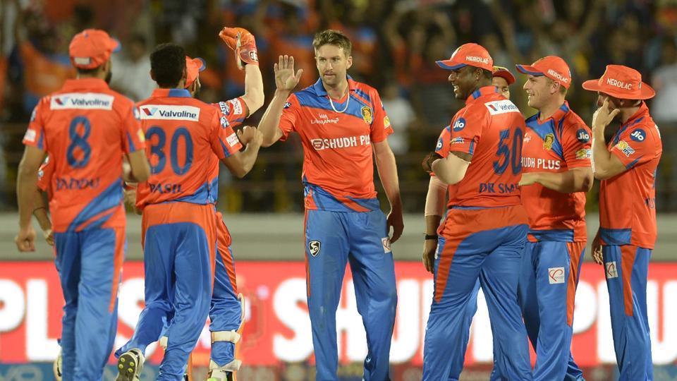 IPL 2017,Andrew Tye,Gujarat Lions