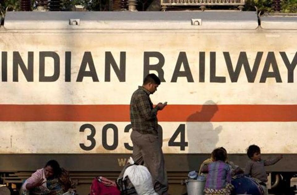 Railways have had the bulkiest bureaucratic set up, with approximately 250 officers of the rank of directors or above being stationed at the railway board. (AFP Photo)