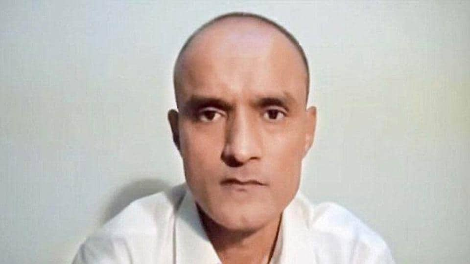 Former Indian Navy officer Kulbhushan Jadhav.