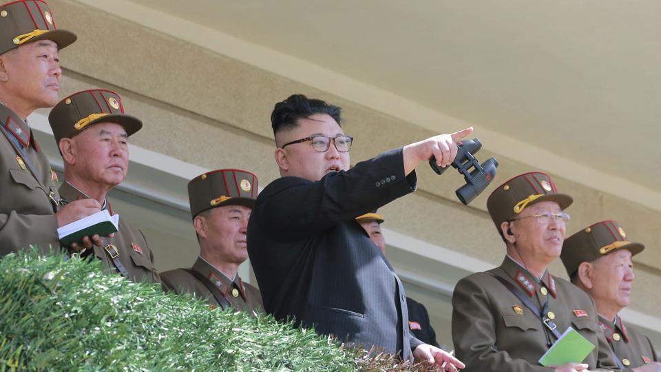 North Korea,Kim Jong Un,US Navy