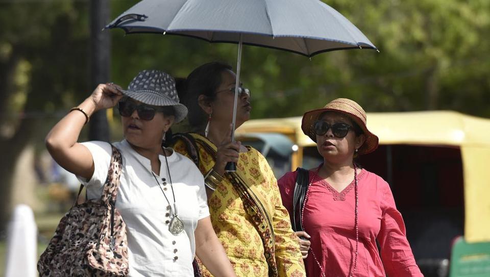 Delhi,Heat wave,Delhi weather