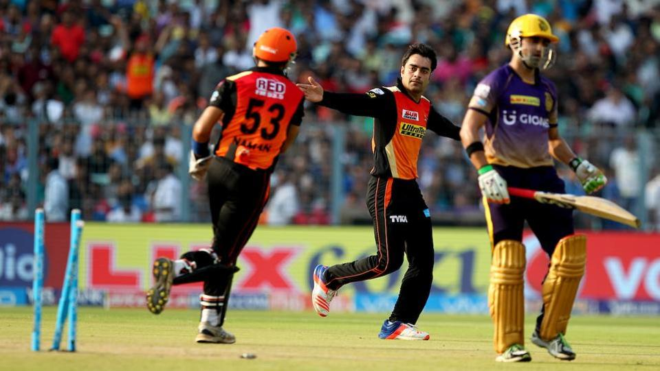 Gambhir, who looked good initially, missed a straightner from Rashid Khan, only to get bowled for 15. (BCCI)