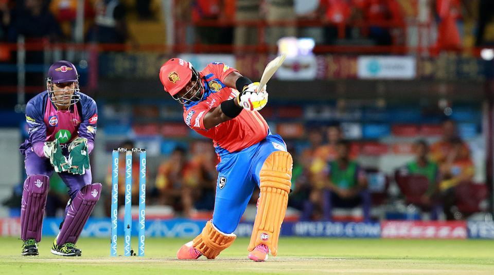 Dwayne Smith scored 47 off 30 balls for Gujarat Lions. (BCCI)