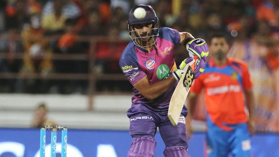 Manoj Tiwary could not convert his start and fell to Tye for 31. (BCCI)