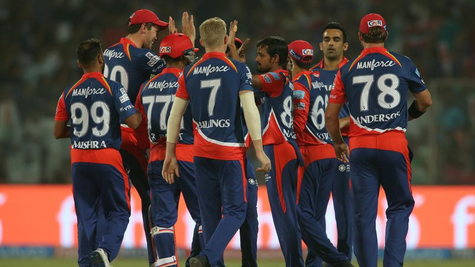 Delhi Daredevils beat Kings XI Punjab by 51 runs to register their second successive win in 2017 Indian Premier League. Get full cricket score of Delhi Daredevils vs Kings XI Punjab here