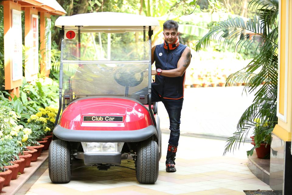 Sukhwinder Singh was once questioned by show organisers for not looking like a Sufi musician at a Sufi concert.