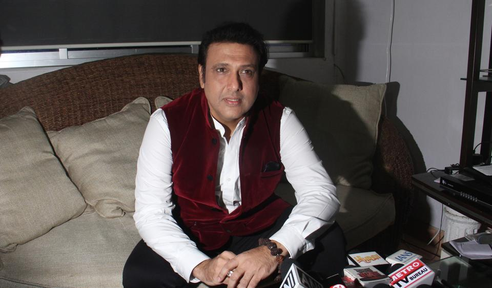 Actor Govinda says that he never had anything served to him on a platter.
