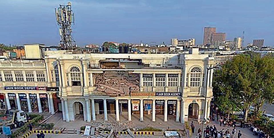 The NDMC stepped in after the roof of Unplugged Courtyard, a restaurant in L-Block, caved in on February 11 — a few days after the council had banned dining on the terrace areas of a number of restaurants in Connaught Place due to safety concerns. Earlier, on February 2, a portion of roof in C block near Jain Book Depot had also collapsed, raising concerns about the safety of this 84-year-old shopping hub.