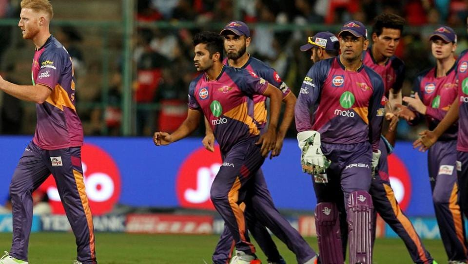 IPL 2017,Live cricket score,Royal Challengers Bangalore vs Rising Pune Supergiant