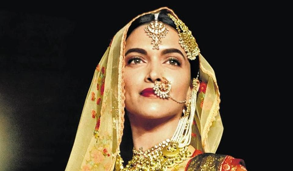 Deepika Padukone will play the titular role in Bhansali's Padmavati.