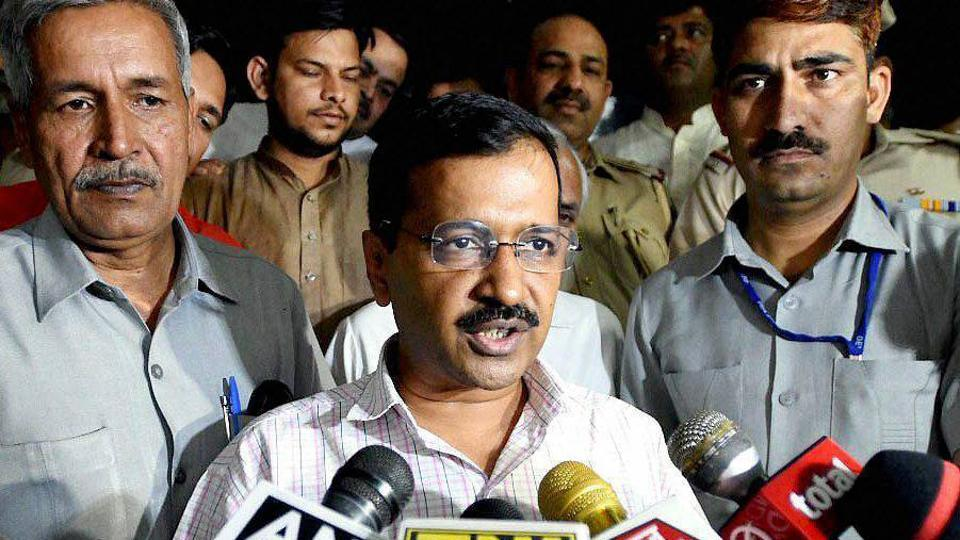 BJP,AAP,Arvind Kejriwal