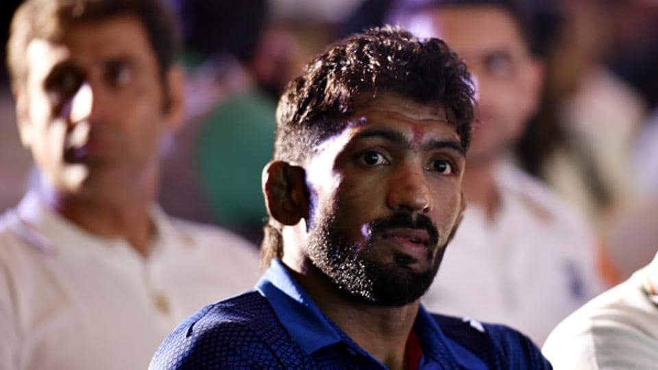 Yogeshwar Dutt,CRPF,Indian army