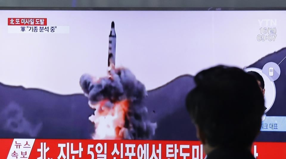 North Korea,North Korea missile launch,South Korea