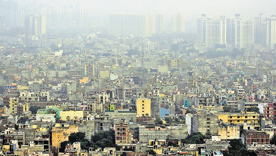 In Noida, 86 group housing projects have been delayed by three to four years due to a dip in the realty sector.