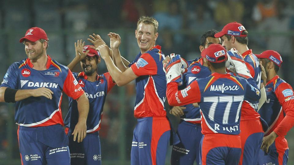 Delhi Daredevils registered their second successive win in the 2017 Indian Premier League after they beat Kings XIPunjab by 51 runs at the Feroz Shah Kotla in Delhi on Saturday.  (BCCI)
