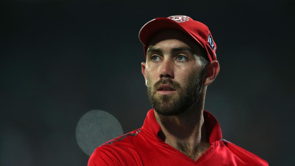 Glenn Maxwell reacted angrily to a question on whether he had difficulty playing spin after Kings XIPunjab lost their match to Delhi Daredevils in the 2017 Indian Premier League