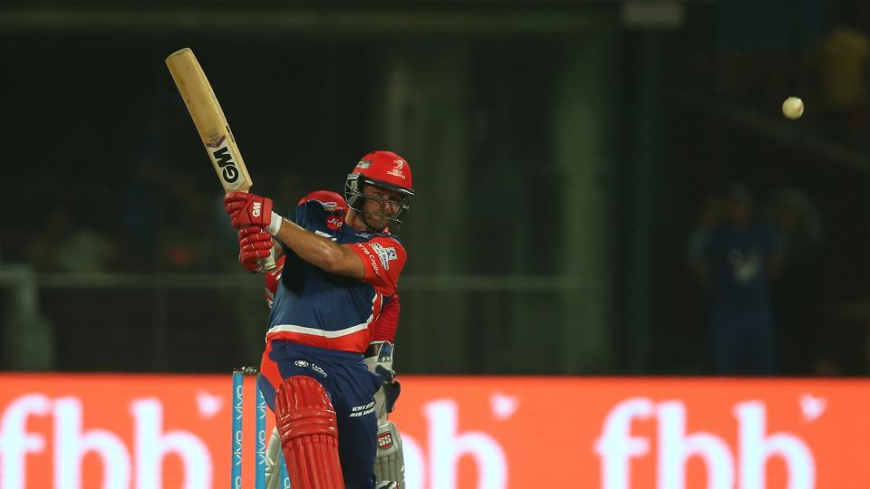 Corey Anderson slammed 39 off 22 balls and took 1/23 as he helped Delhi Daredevils to a thumping 51-run win over Kings XI Punjab as they moved to third spot in the 2017 Indian Premier League.