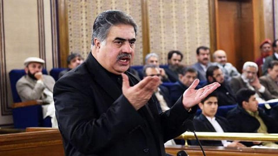 "Chief Minister Nawab Sanaullah Zehri, while addressing a gathering at Anjera Kalat, Balochistan, on Sunday said ""Balochs live in Pakistan as brothers."""
