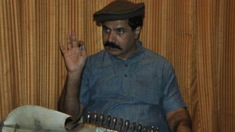 Rabab maestro,Gulfam Ahmad Khan,Afghanistan