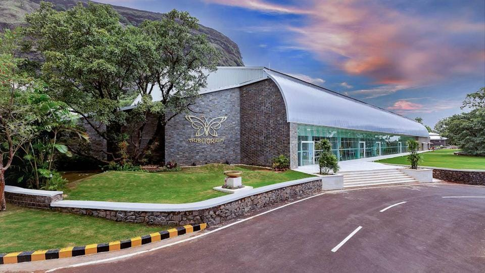 Aamby Valley is a luxurious 10,600-acre hill city built in the picturesque Sahyadri range in Maharashtra.
