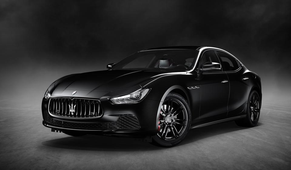 Maserati,Ghibli Nerissimo,Nerissimo