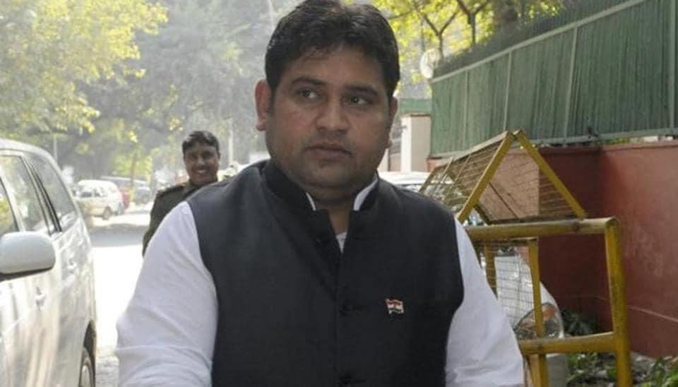 MCD polls,Delhi news,Sandeep Kumar