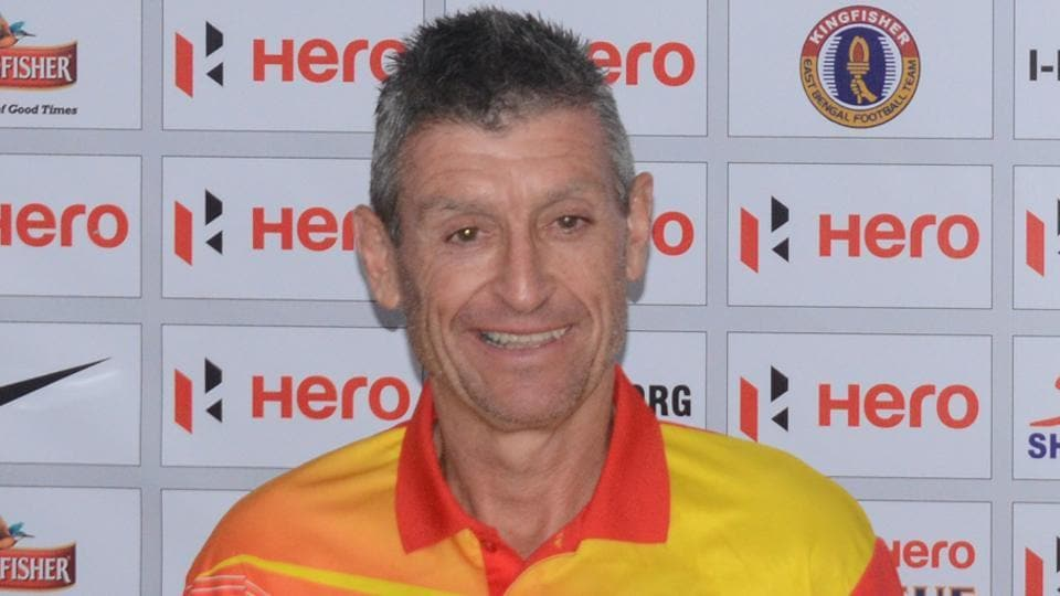 Trevor Morgan has resigned as the football coach of East Bengal club