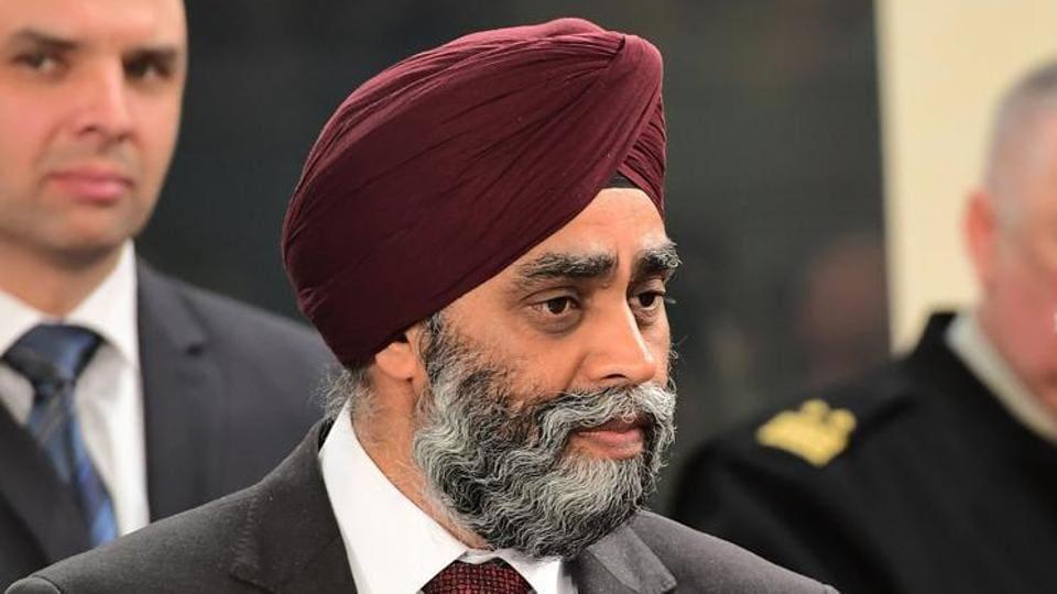 Shiromani Gurdwara Parbandhak Committee,Damdami Taksal,Canadian defence minister Harjit Singh Sajjan