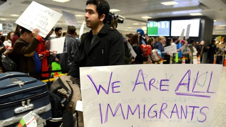 Arrests at the immigration points in the US rose 32.6 % in the first months of President Donald Trumps administration, a Washington Post report said.