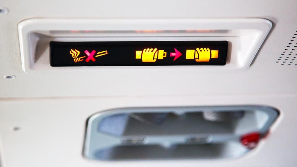 There have been reports of Chinese nationals succumbing to the urge to smoke on flights.