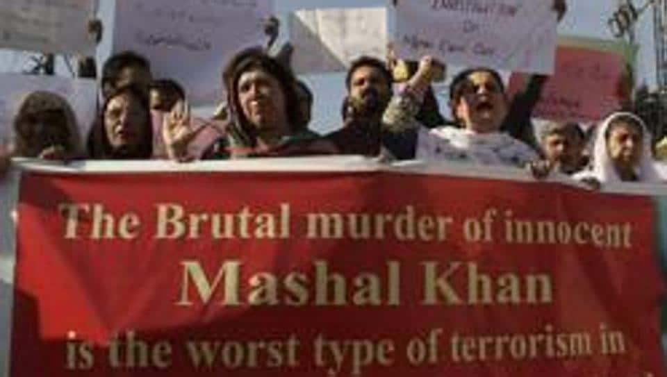 Pakistan,Blasphemy,Student lynching