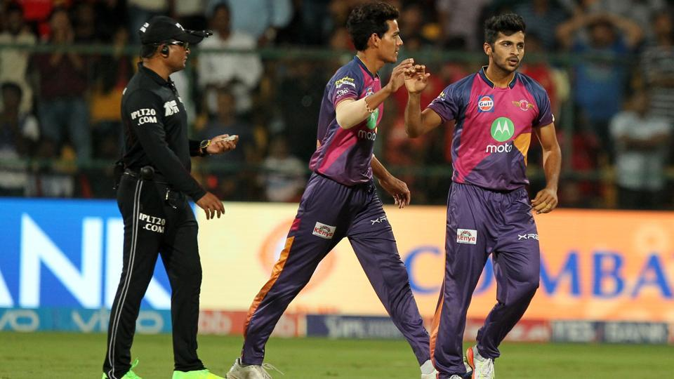Shardul Thakur also took three wickets as RPS won by 27 runs. (BCCI)