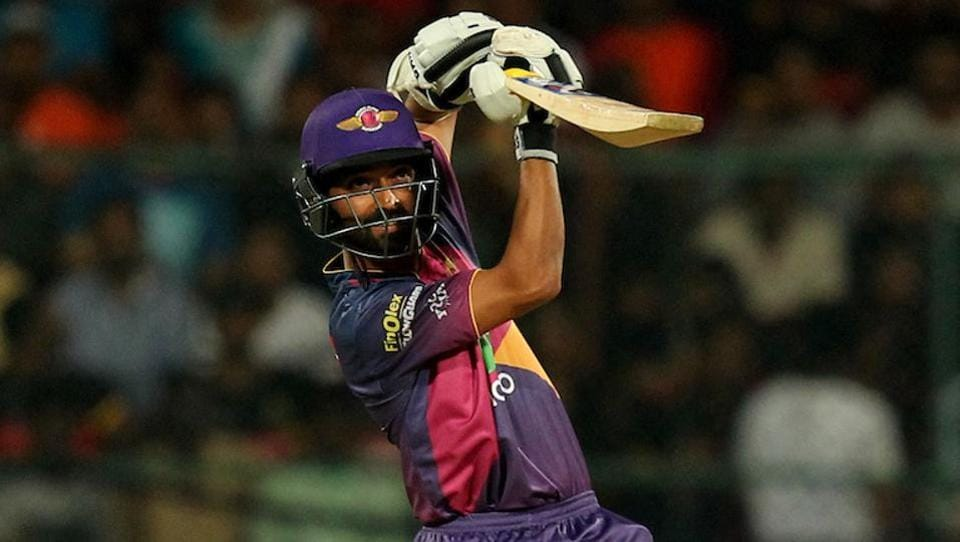 Ajinkya Rahane scored 30 off 25 balls to give to give RPS a great start. (BCCI)